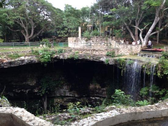 Cenote Saamal Picture Of Paradisus Playa Del Carmen La