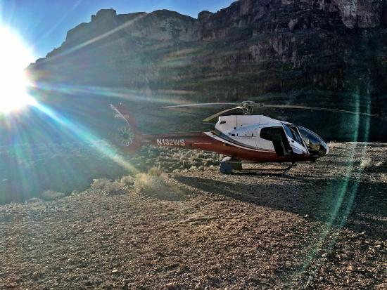 Photo1jpg  Picture Of Sunshine Helicopters  Grand Canyon Tours Las Vegas