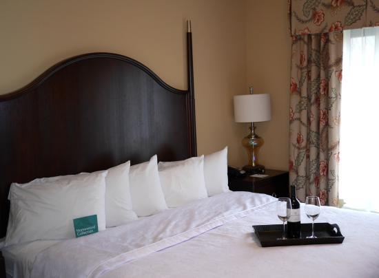 Homewood Suites by Hilton Davidson: King Suite