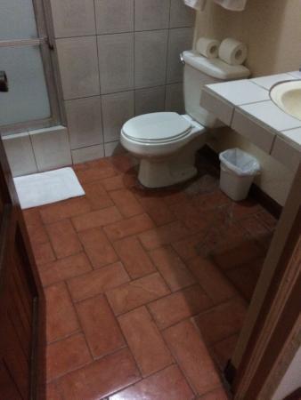 Terraza del Pacifico: Bathroom