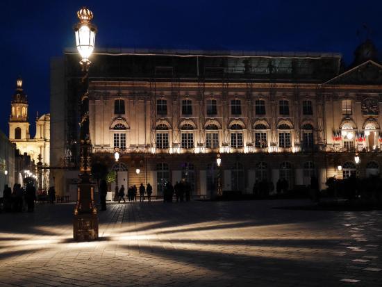Musée des Beaux-Arts de Nancy: PLACE STANISLAS