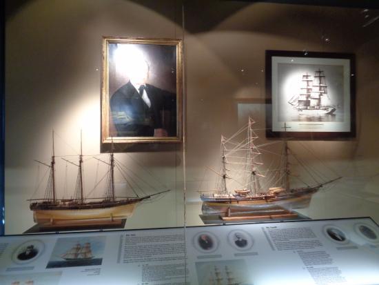 Museu del Mar - Can Garriga : NAVEGANDO