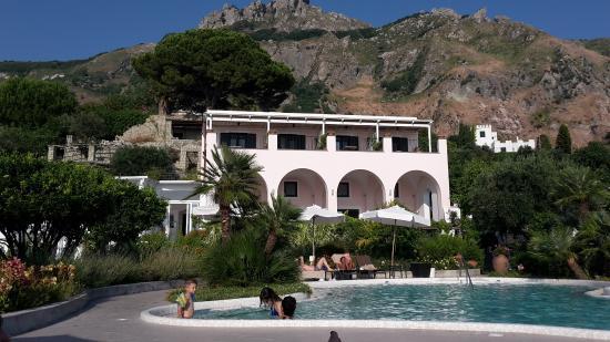 Tenuta del Poggio Antico : dalla piscina