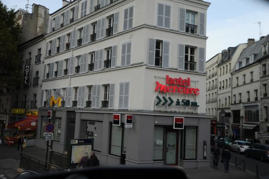 picture of hotel mercure paris 15 porte de versailles paris rh tripadvisor co nz