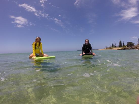 Scotts Head, Austrália: Location Location