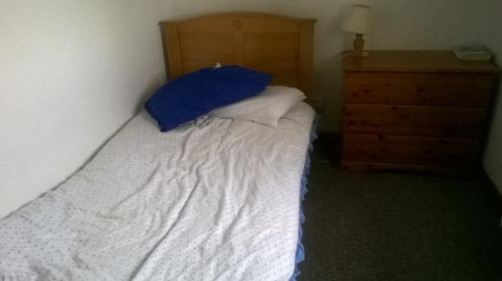 Lealholm, UK: Single bed