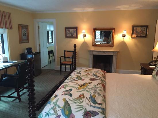 Chagrin Falls, OH: Josephine guest room