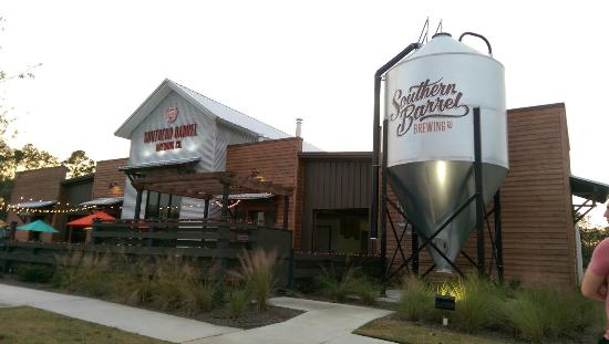Southern Barrel Brewing Company Tavern