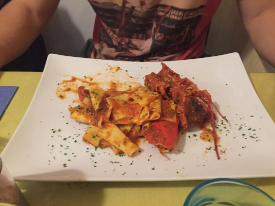 A great meal at Livorno
