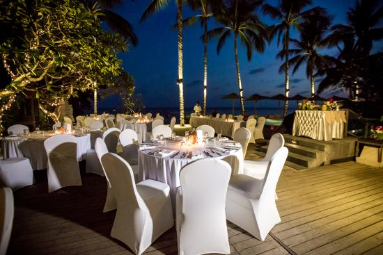 Le Meridien Koh Samui Resort & Spa: Wedding Reception