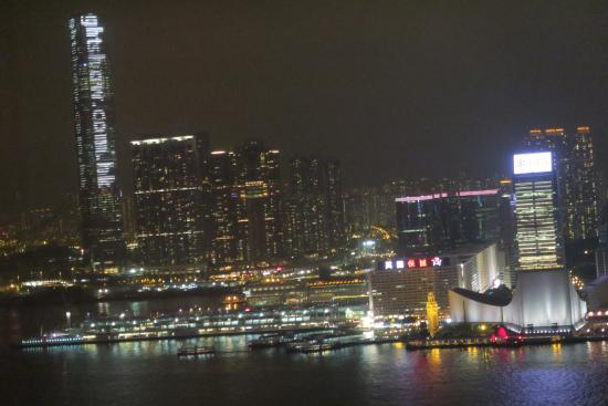 hong kong hotel renaissance harbour: