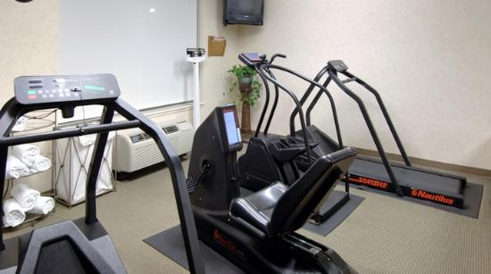 Hilton Garden Inn Roseville: Fitness Room