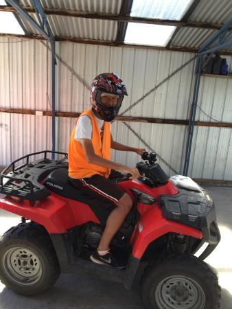 Kookaburra Ridge Quad Bike Tours: photo6.jpg
