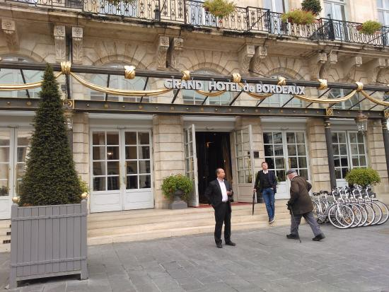 Brunch photo de intercontinental bordeaux le grand hotel for Hotel atypique bordeaux