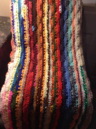 Cornwall, NY: Beautiful hand made blankets to scarves to gloves