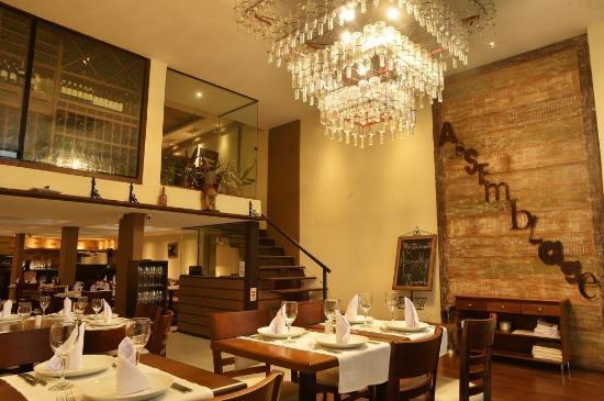 Assemblage Restaurante