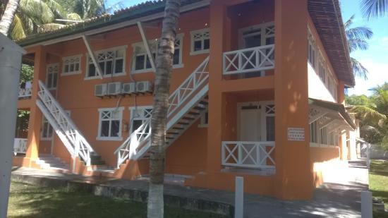 Capitania Praia Hotel: foto externa das acomodações