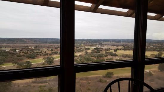 The Pinnacle Grill: View