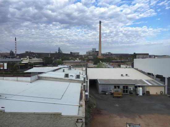 Ibis Styles Mt Isa Verona: View from my room