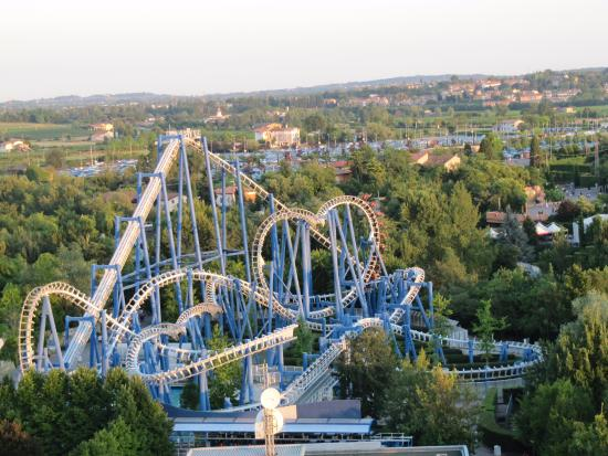 Magic Mountain - Picture of Gardaland Park, Castelnuovo ...