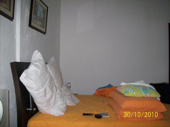 Boutique Hotel swissResidial: cama
