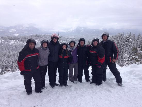 Mountain Springs Lodge Snowmobile Tours: photo0.jpg
