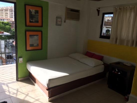 Hotel Belmar: Bed