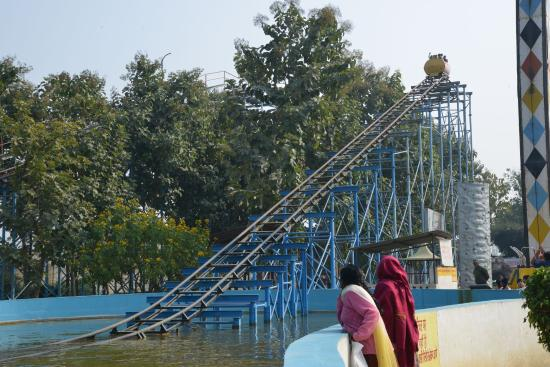 Aquashoot Highest Point Picture Of Fun City Bareilly Tripadvisor