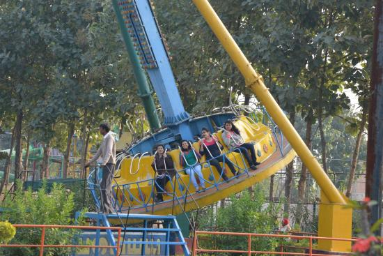 Ride Picture Of Fun City Bareilly Tripadvisor