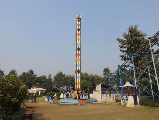Freefall Picture Of Fun City Bareilly Tripadvisor