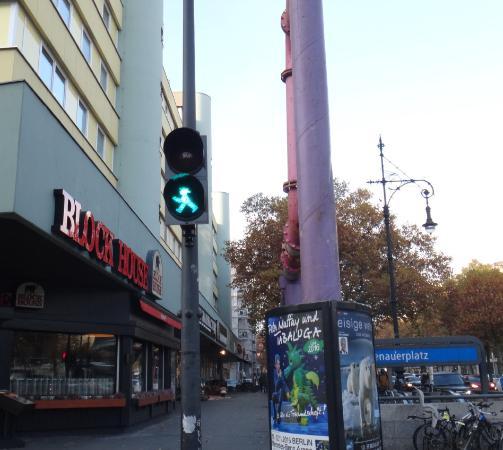 Block house am adenauerplatz вход