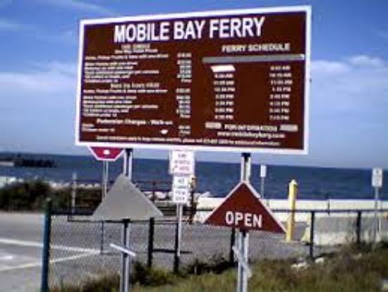 Ferry From Mobile Al To Dauphin Island