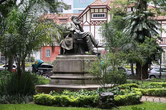 Dom Pedro II Monument