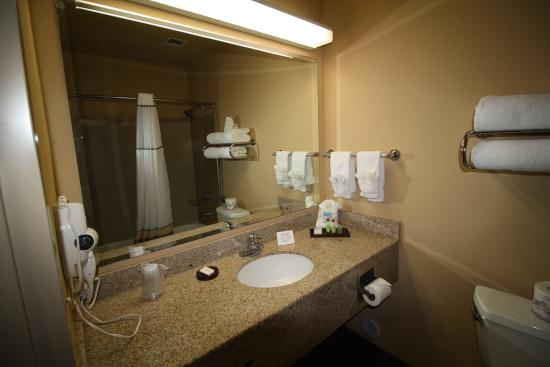 Moenkopi Legacy Inn & Suites: sink