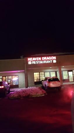 Heaven Dragon Chinese Restaurant