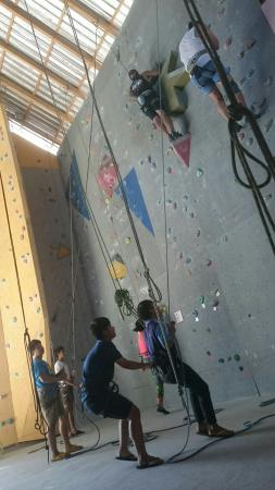 No Gravity - Indoor Climbing