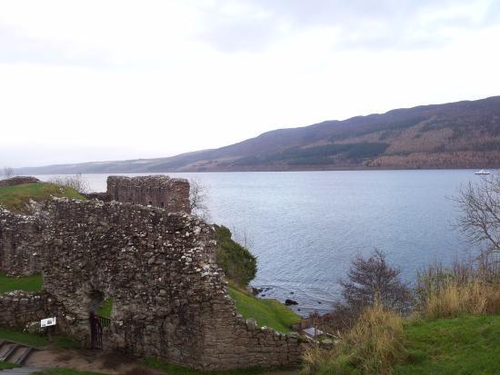 Loch Ness, Escocia