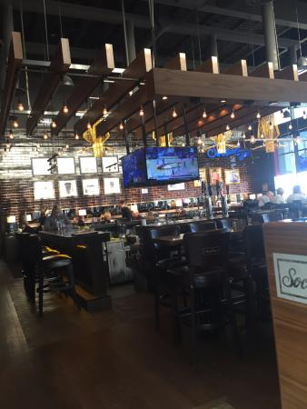 Interior View Of Browns Socialhouse | 1260 18th Street, Brandon, Manitoba  R7A 5C3