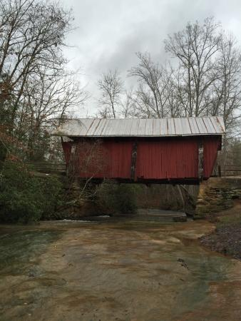 Landrum, Carolina del Sur: Campbell's Covered Bridge