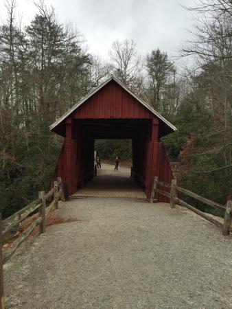 ‪‪Landrum‬, ساوث كارولينا: Campbell's Covered Bridge‬