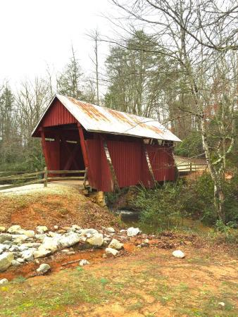 Landrum, Carolina del Sur: Campbell's Covered Bridge