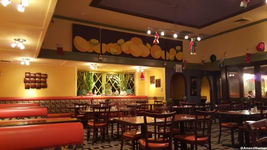 Citrus Cafe: Restaurant Interior