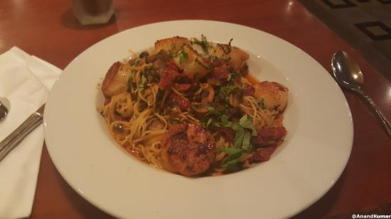Citrus Cafe: Pan Seared Scallops