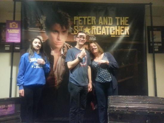 Orlando Shakespeare Theater: Peter And The Starcatcher Preshow Fun