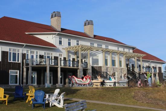 White Point Beach Resort Main Lodge