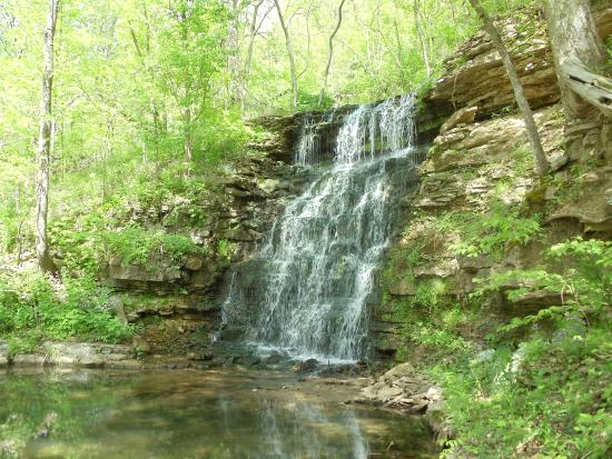 Frankfort, KY: Beautiful falls
