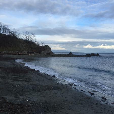 Nanaimo, Canada: Вид на океан