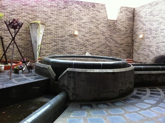 APA Hotel Kanazawa Nomachi: Water feature