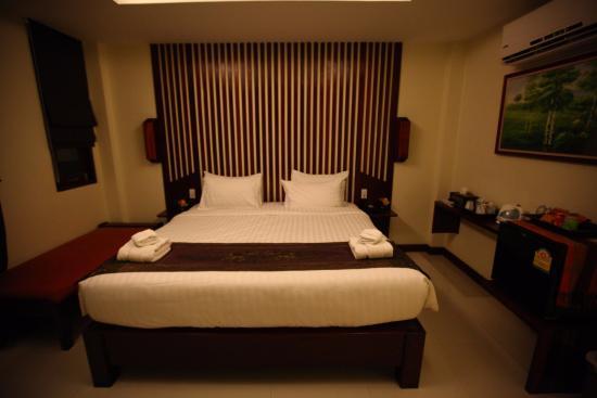 T-Villa Resort: Room