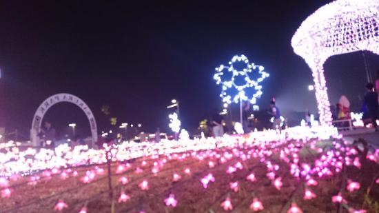 Sakura Park Foto Aeon Mall Bsd City Tangerang Tripadvisor